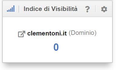 Il dominio clementoni.it non è più visibile su Google