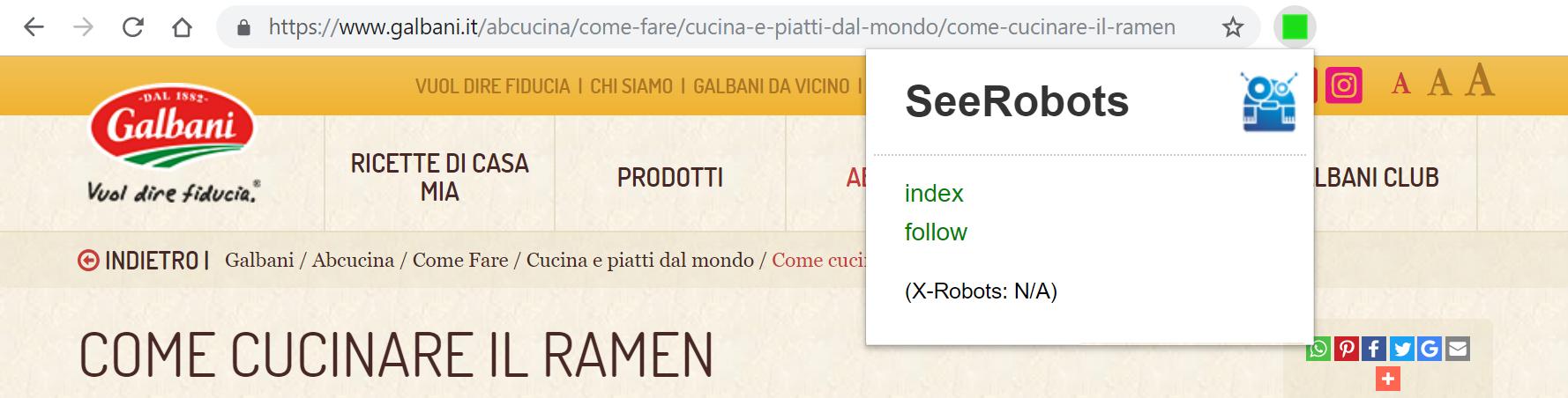 galbani.it index-follow