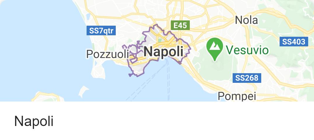 Esempio d'integrazione Maps